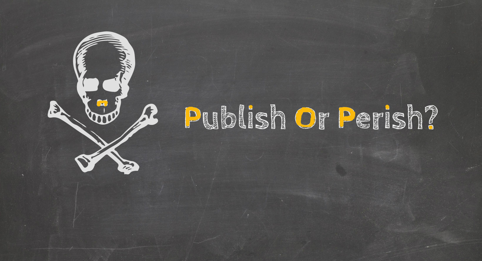 promote your research online as alternative to publish or perish